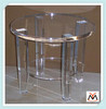 Clear Acrylic Table,Dining Room Table,Plexiglass Table