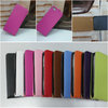 Colorful genuine leather flip case for iphone 5s