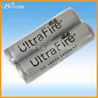Ultrafire Li-ion Battery 18650 2400mah 3.7V Hunting Torch Light Rechargeable Battery
