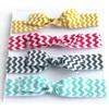Fashion Printed Elastic Hair Ties Supplier