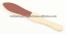 Light Weight Natural Product Wood Foot File