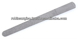 Diamond Deb Foot Skin And Nail File Steel Wide Narrow autoclaveable
