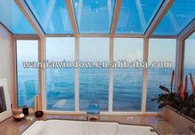 elegant design aluminium sunrooms