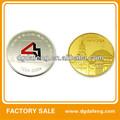 personnalisé souvenir en alliage de zinc vieilles pièces de monnaie