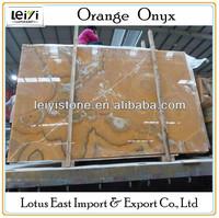 orange onyx marmor