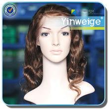brazilian full lace wig blonde human hair