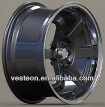 best-selling car alloy wheels/aluminum rims TE37