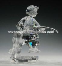 Nice Crystal Figurine
