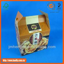 Fashion new design usful high quality custom packaging sweet box