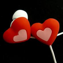 Silicone mp4 earphones