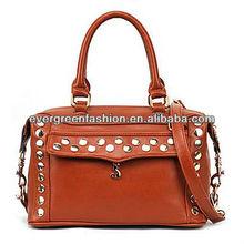 Latest fashion bags designer PU leather handbags women stylish tote sudded bag vintage lady handbags S583
