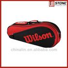 Custom tennis racket bag