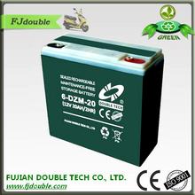 high power motive electric bike battery 12v 24ah