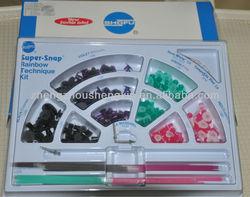 SHOFU super-snap rainbow technique CA polishing kit