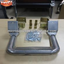 Small Aluminum Side Bar for Chevrolet Silverado 2500 3500 Heavy Duty