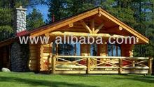 Canadian Logging Prefab Houses