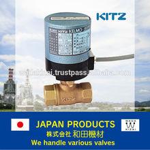 electric ball actuator valve , brass , stainless , KITZ