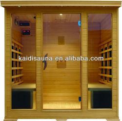 4 person sauna house KD-5004SCB