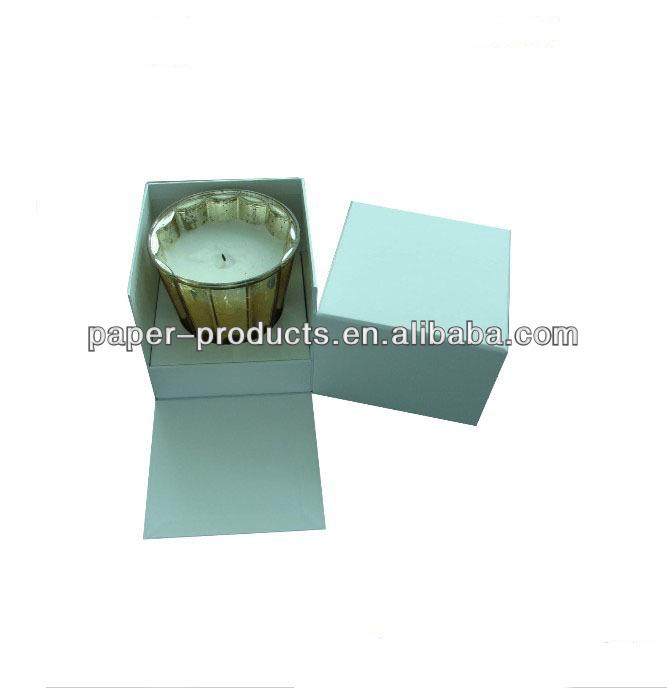 Cardboard Candle Cardboard Candle Box/candle