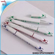 exquisite plastic car pen