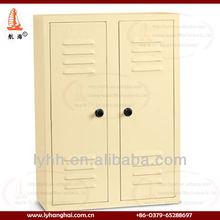 So Lovely Julies School Locker,Double Locker,Metal Mini Locker