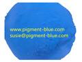 Pigmento azul cobalto 15:4 azul de ftalocianina bgsf