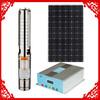 solar power submersible water pump 1hp
