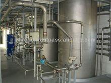 Industrial Ethanol Plant biofuel from Sugar cane