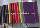 Beautiful diary books with customized logo