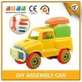 inteligente de coches kit para construir bricolaje coches modelo de plástico conjunto de juguete para los niños