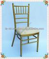 Modern cadeira tiffany alumínio china foshan móveis yc-a35-01