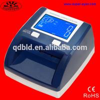 EURO+GBP fake currency detectors/money detecting machine