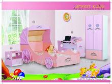 Prodotto caldo: smart kids cinderella principessa camera da letto set 991