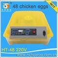 Melhor venda preços industriais de avestruz ovos para incubação ht-48