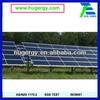 Solar Ground Power System