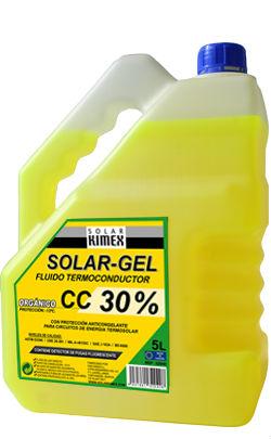 SOLAR GEL CC 30% fluido termoconductor