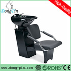 sliding wash chair for barber salon