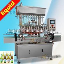 Automatic juice and pesticide filler