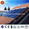 bluetec coletor solar plano