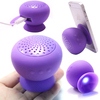 Wholesale - Mushroom Waterproof Silicon Suction Cup Mini Wireless Waterproof Bluetooth Speaker