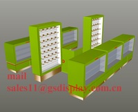Customized Small Electronics and Mobile Phone Accessories Display Kiosks