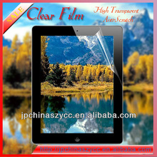 Waterproof clear screen protector case for ipad5