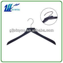 Clothes hanger, leather hanger