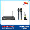wireless collar microphone system