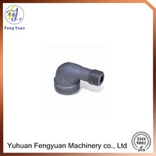Quick Delivery Term Malleable Iron Pipe Fitting With Tight Tolerance