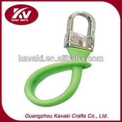 Fashion design hot sales custom shaped metal keychain