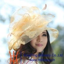 2014 New Design Sun Dress Hats Wholesale for ladies