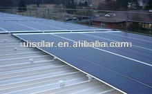 support solar panel fields solar&outdoor pile ground solar mount&Cement mixed pile solar