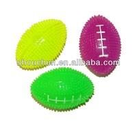 6.5CM 49G flashing Blouncing sport ball