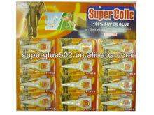 Cyanoacrylate based super glue